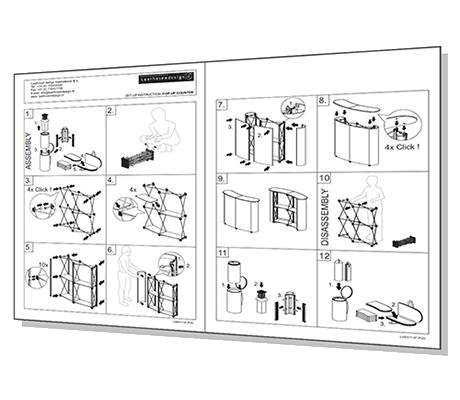 Het belang van illustraties in handleidingen
