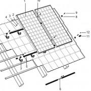Handleidingen voor montagesysteem zonnepanelen