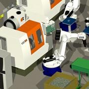3D visualisatie van nieuwe productielijn