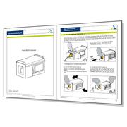 Gebruikershandleiding voor enscenerings- materialen