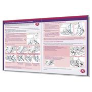 Instructiekaart voor taxichauffeurs t.b.v. veilig vervoer rolstoelinzittenden.