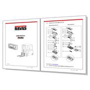 Gebruikers- en installatiehandleidingen voor weegsystemen