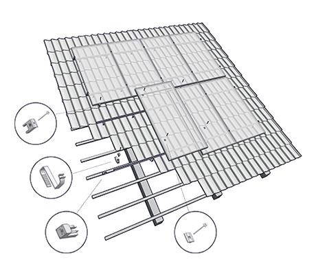 Inzichtelijke  technische 3D illustraties